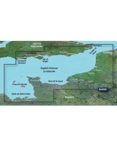 Garmin BlueChart g3 Vision - English Channel, Central-East (VEU456S)
