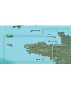 Garmin BlueChart g3 Vision - Bretagne (VEU457S)