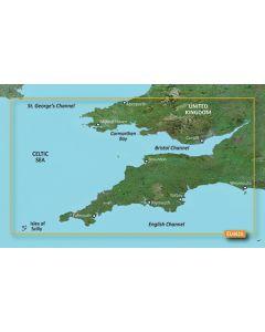 Garmin BlueChart g3 Vision - Bristol Channel & England S/W (VEU463S)