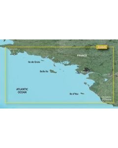Garmin BlueChart g3 Vision - Penmarch-Les Sables d'Olonne (VEU464S)