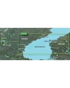 Garmin BlueChart g3 Vision - Gulf of Bothnia, Center (VEU472S)