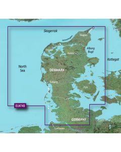 Garmin BlueChart g3 Vision - Northern Denmark & the Eider (VEU474S)