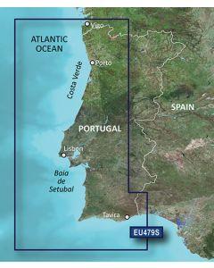 Garmin BlueChart g3 Vision - Portugal (VEU479S)
