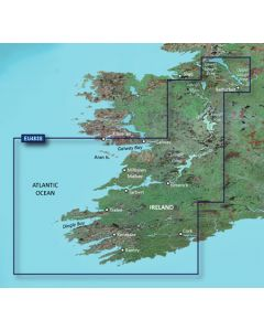 Garmin BlueChart g3 Vision - Galway Bay-Cork (VEU483S)