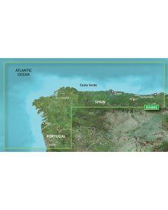 Garmin BlueChart g3 Vision - Galicia & Asturias (VEU486S)