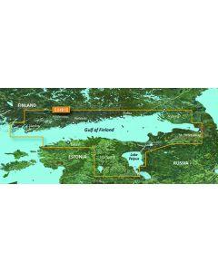 Garmin BlueChart g3 Vision - Hanko-St.Petersburg-Tallinn (VEU491S)