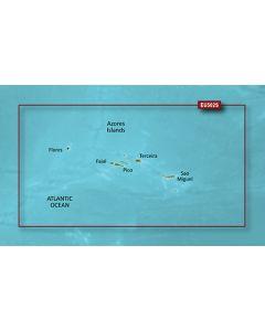 Garmin BlueChart g3 Vision - Azores Islands (VEU502S)