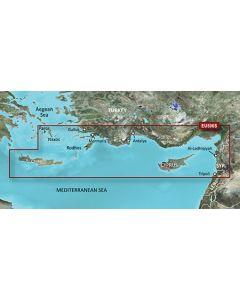 Garmin BlueChart g3 Vision - Crete-Cyprus (VEU506S)