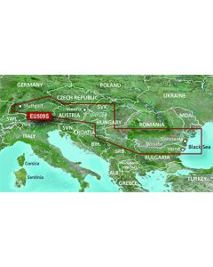 Garmin BlueChart g3 Vision - Danube River (VEU509S)
