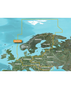 Garmin BlueChart g3 Vision - Northern Europe (VEU721L)