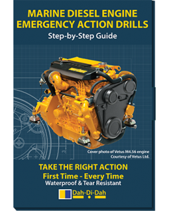 Marine Diesel Engine Emergency Action Drills [OUT OF PRINT]