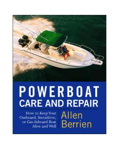 Powerboat Care & Repair - How to or Gas-Inboard Board Alive and Well