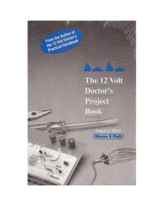 12 Volt Doctor's Project Book