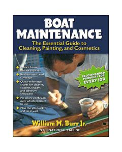 Boat Maintenance - The Essential Guide to Cleaning Painting & Cosmetics