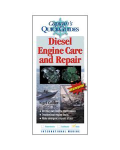 Diesel Engine Care and Repair: Captain's Quick Guide