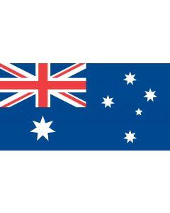 Australia National/Merchant Courtesy Flag