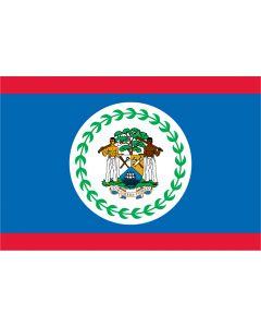 Belize Courtesy Flag