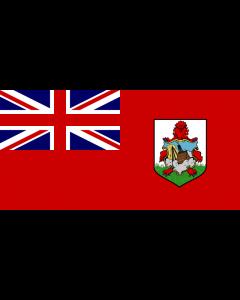 Bermuda Courtesy Flag