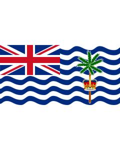 British Indian Ocean Territory Courtesy Flag