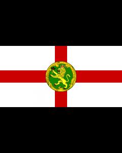 Alderney Courtesy Flag