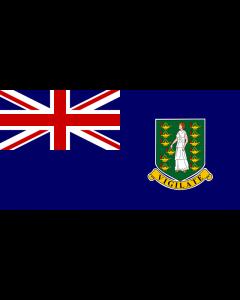 British Virgin Islands Courtesy Flag