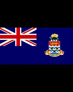 Cayman Islands Courtesy Flag
