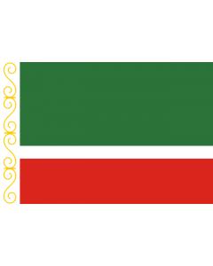Chechenia Courtesy Flag