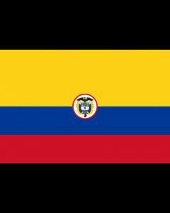 Columbia Merchant Courtesy Flag