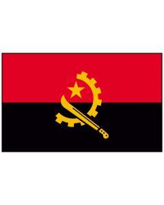 Angola Courtesy Flag