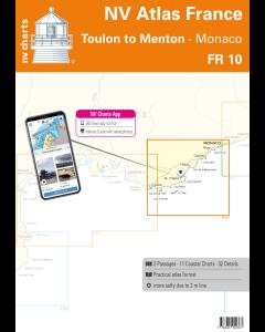 FR 10: NV.Atlas France - Toulon to Menton & Monaco