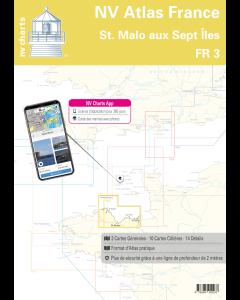 FR 3: NV.Atlas France: St. Malo aux Sept Îles