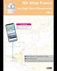 FR 4: NV.Atlas France: Les Sept Îles à Douarnenez