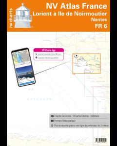 FR 6: NV.Atlas France - Lorient à I'lle de Noirmoutier Nantes