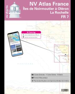 FR 7: NV.Atlas France - Iles de Noirmoutier à Oléron (La Rochelle)