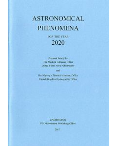 Astronomical Phenomena for the Year 2020