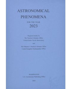 Astronomical Phenomena for the Year 2023