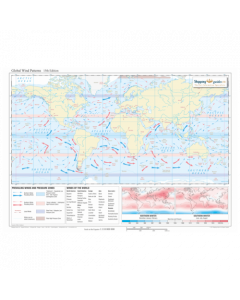 Global Wind Patterns Map