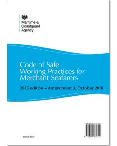 Code of Safe Working Practices for Merchant Seafarers (COSWP) 2015 edition - Amendment 3