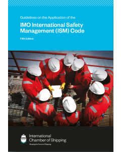 Guidelines On The Application Of The IMO International Safety Management (ISM) Code