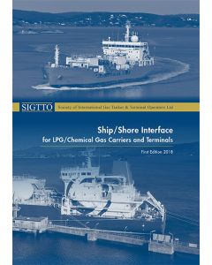Ship/Shore Interface for LPG/Chemical Gas Carriers and Terminals