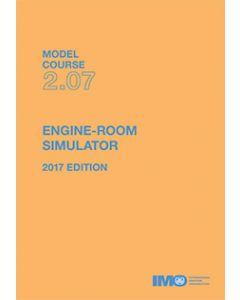 Engine-Room Simulator (Model Course 2.07)