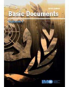 Basic Documents: Volume 1