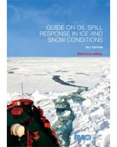 Guide on oil spill response in ice and snow conditions 2017