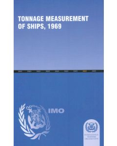 International Conference on Tonnage Measurement of Ships 1969 [Edition 1970]