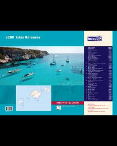 3200 Islas Baleares Chart Atlas [Pre-order - Due October]