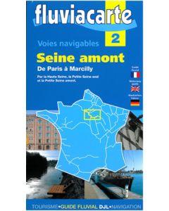 Fluviacarte Guide 2 - La Seine Marcilly-sur-Seine