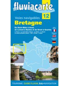 Fluviacarte Guide 12 - Bretagne