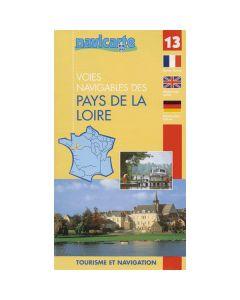 Fluviacarte Guide 13 - Pays de Loire