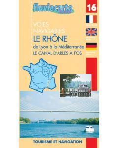 Fluviacarte Guide 16 - Le Rhône