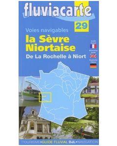 Fluviacarte Guide 29 - La Sevre Niortaise